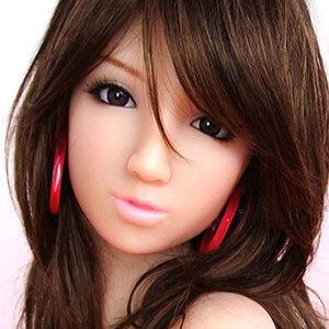 Gesicht Yurica, Silikonpuppe