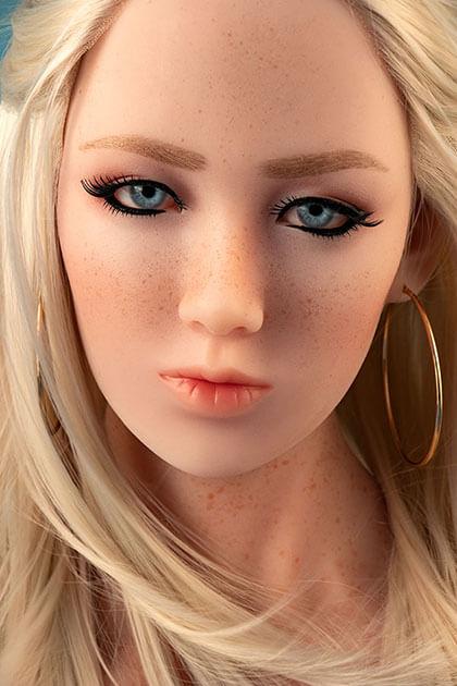 Images poupee Michelle corps AI Doll SPlus