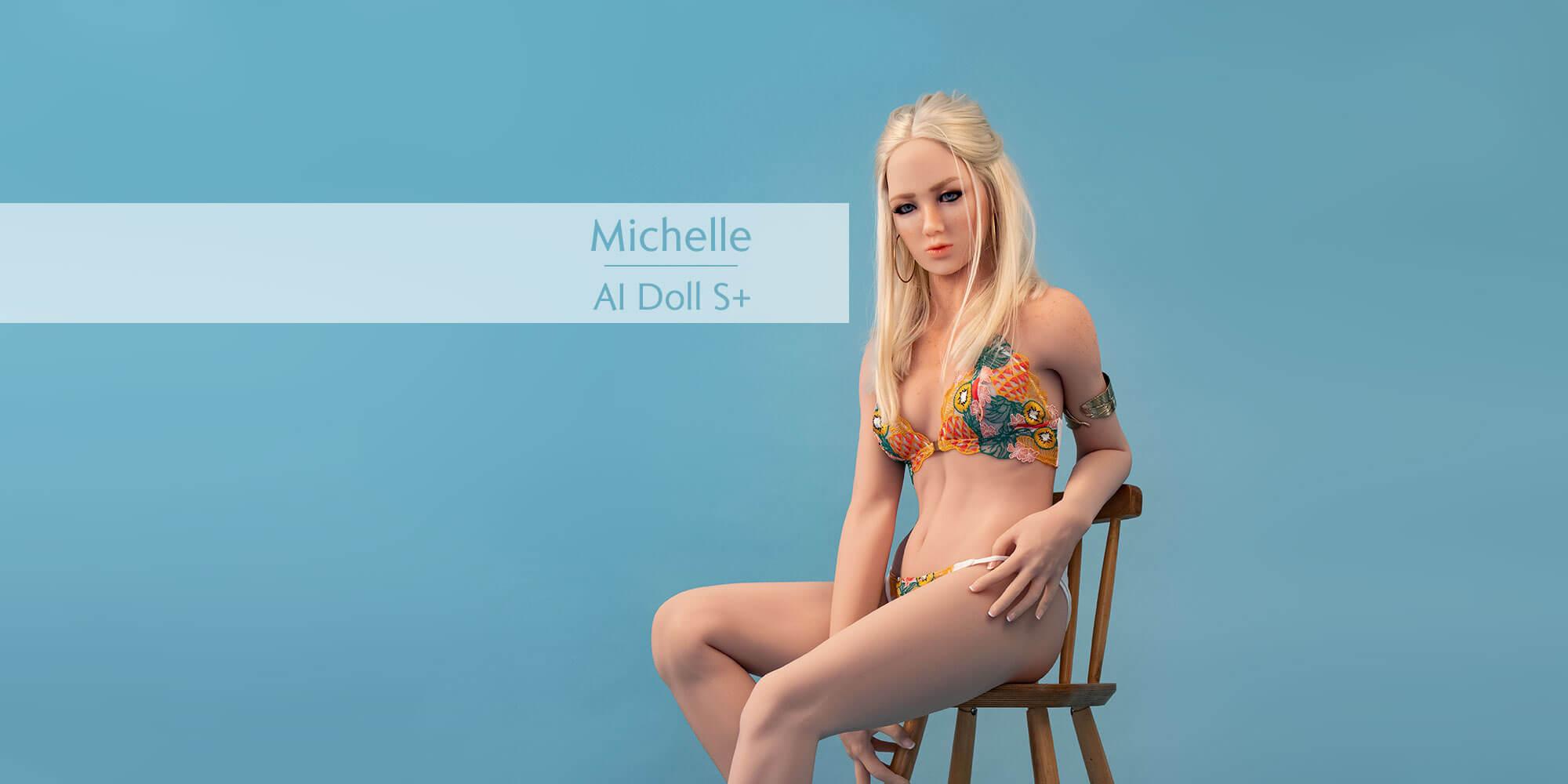 IMages, nouvelle poupee configuree Michelle