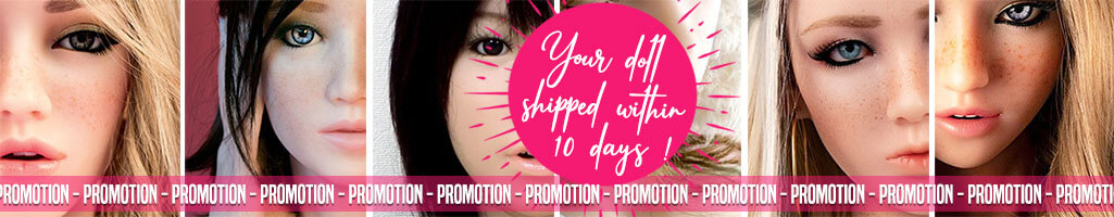 Your doll shipped within 10 days !